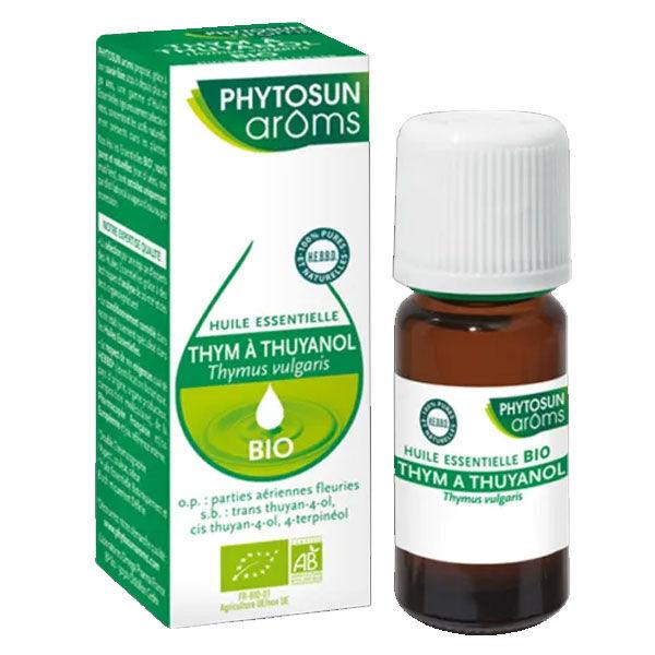 Phytosun Aroms Phytosun Arôms Huile Essentielle Thym à Thuyanol Bio 5ml