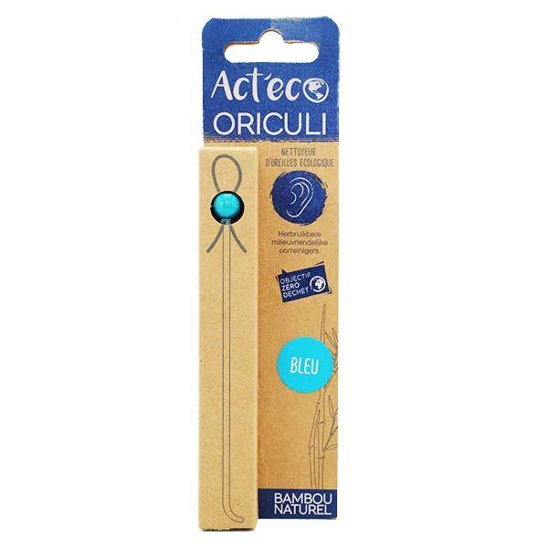 Act'Eco Act'Éco Oriculi Bambou Bleu