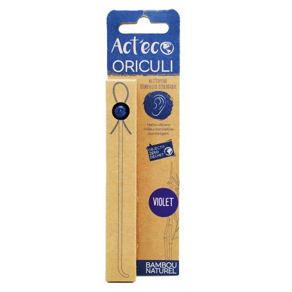 Act'Eco Act'Éco Oriculi Bambou Violet