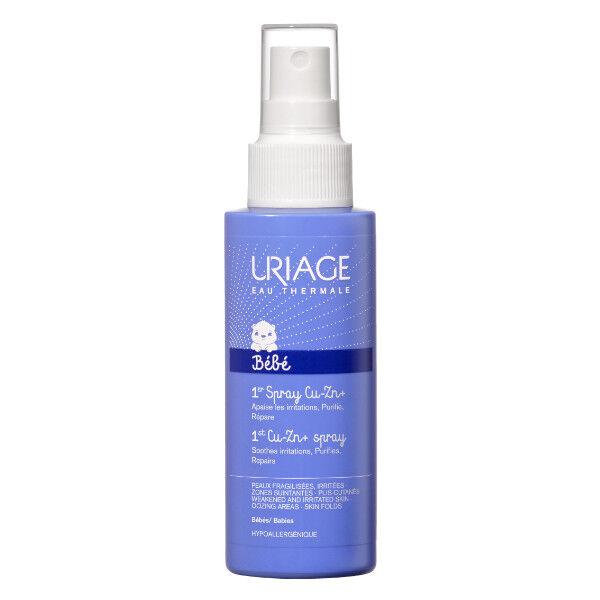 Uriage Bébé Cu-Zn+ Spray Anti-Irritations Enfants 100ml