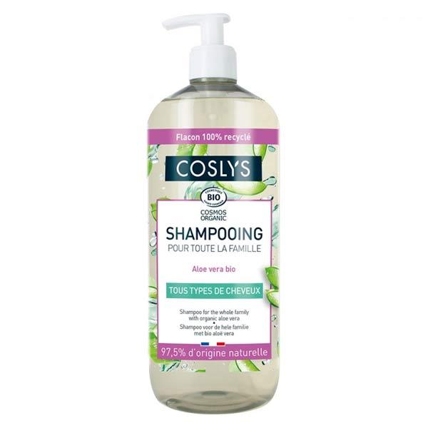 Coslys Shampooing Famille Aloe Vera Bio 1L