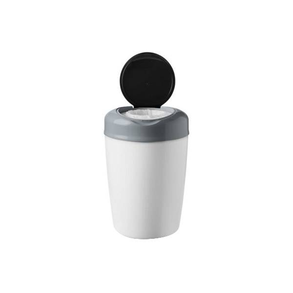 1570031 Tommee Tippee Bac à Couches Simplee Gris