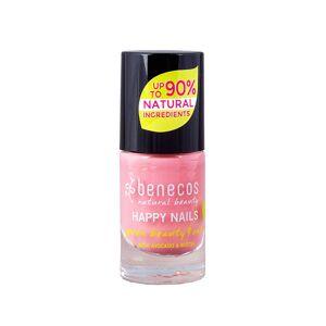 Benecos Vernis à Ongles Bubble Gum 5ml - Publicité
