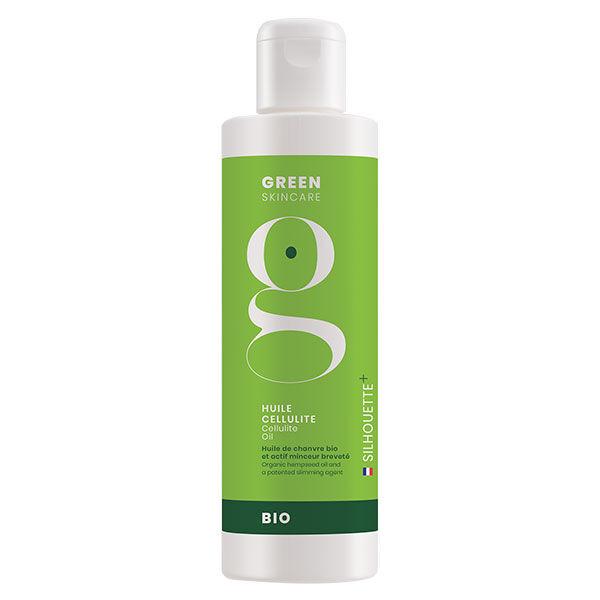 Green Skincare Silhouette+ Huile Cellulite Bio 200ml