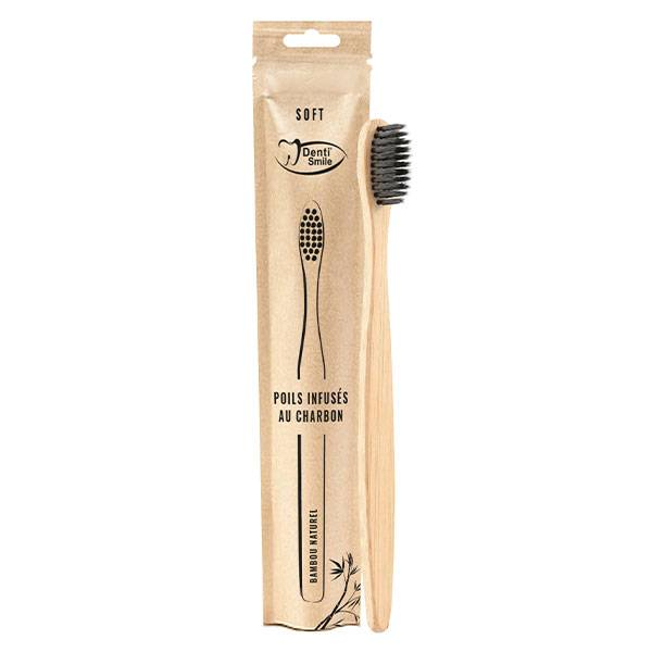 My Pure Bamboo Brosse à Dents Bambou Naturel Soft