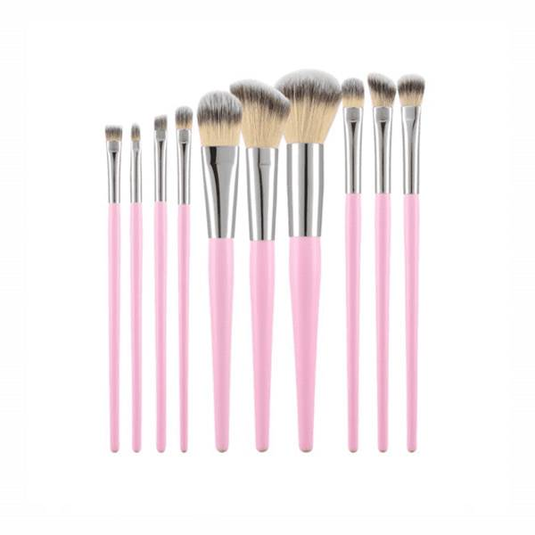 Tools for Beauty T4B Set 10 Pinceaux à Maquillage