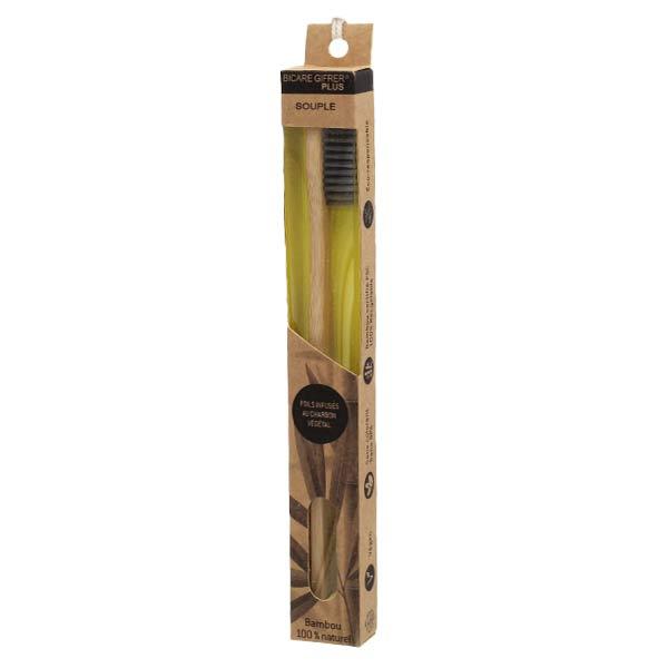 Gifrer Bicare Plus Brosse à Dents Bambou Souple