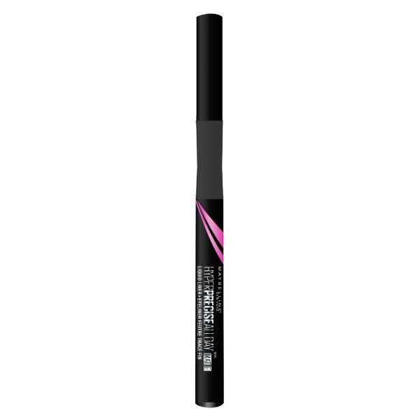 Maybelline New York Maybelline Hyper Precise All Day Liner 701 Matte Onyx 1ml