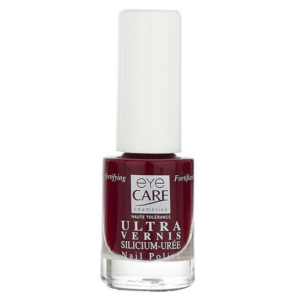 Eye Care Ultra Vernis Silicium Urée N°1512 Bordeaux 4,7ml