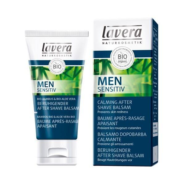 Lavera Men Sensitiv Baume Après-Rasage Apaisant Bio 50ml