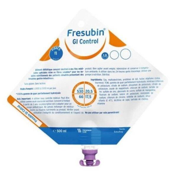 Fresenius Fresubin GI Control Aliment Liquide par Sonde 500ml