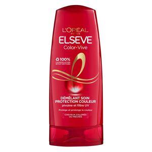 L'Oréal Paris L'Oréal Elsève Color-Vive Démêlant Soin Protection Couleur 240ml - Publicité