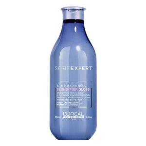 L'Oreal Care & Styling L'Oréal Série Expert Blondifier Shampooing Gloss 300ml - Publicité