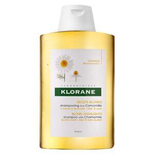 Klorane Shampooing à la Camomille 200ml - Publicité