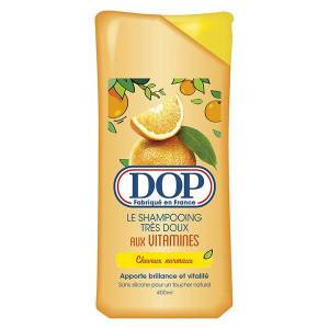 Dop Shampooing Très Doux aux Vitamines 400ml - Publicité