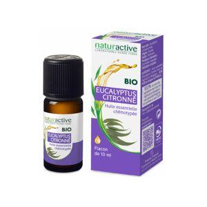 Naturactive Huile Essentielle Bio Eucalyptus Citronné 10ml - Publicité