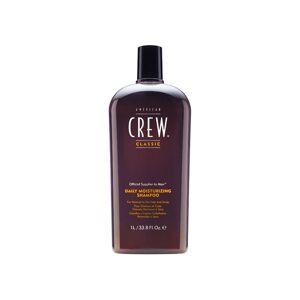 American Crew Classic Shampooing Cheveux Normaux à Secs 1L - Publicité