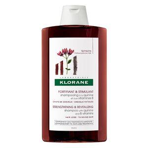 Klorane Shampooing à la Quinine et aux Vitamines B 400ml - Publicité