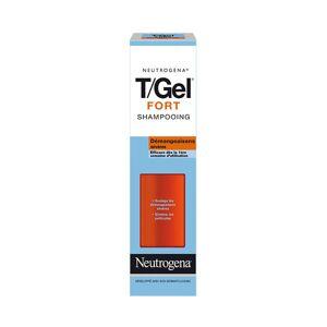 Neutrogena® T/GEL® Fort Démangeaisons Sévères 250ml - Publicité
