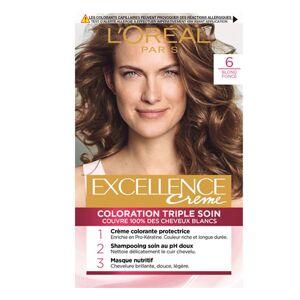 L'Oréal Paris L'Oréal Excellence Coloration Blond Foncé 6 - Publicité