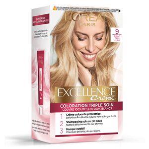 L'Oréal Paris L'Oréal Excellence Coloration Blond Très Clair 9 - Publicité