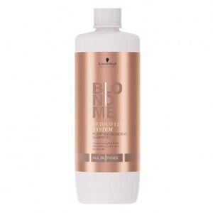 Schwarzkopf Professional BlondMe Shampooing Purifiant 1L - Publicité