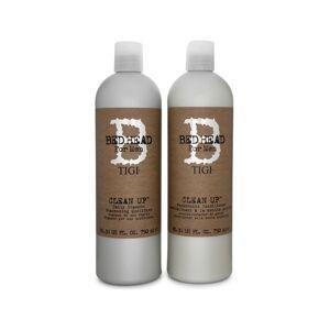 TIGI Bed Head For Men Shampooing Quotidien + Après Shampooing Lot de 2 x 750ml - Publicité