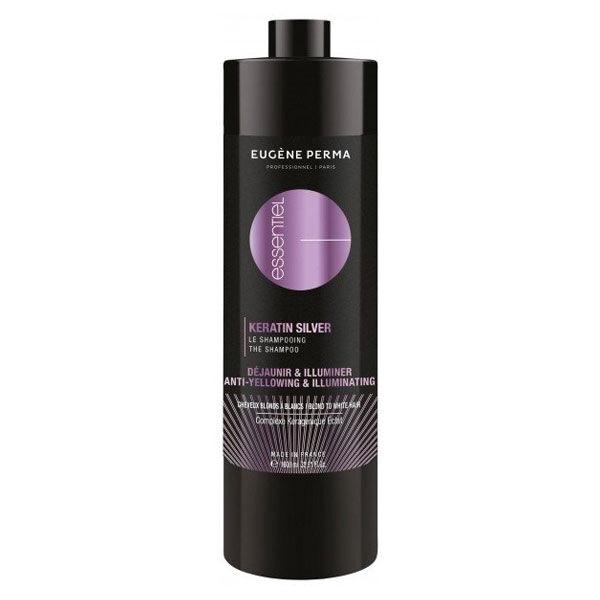 Essentiel Keratin Argent Shampooing 1L