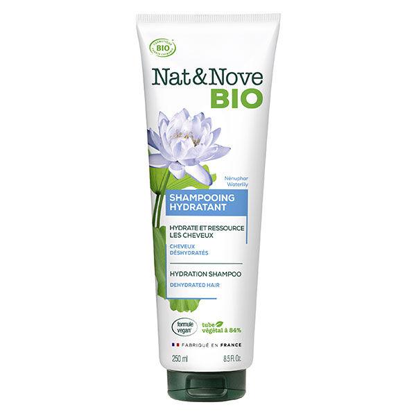 Nat&Nove Bio Nat&Nove; Bio Shampooing Hydratant Nénuphar 250ml