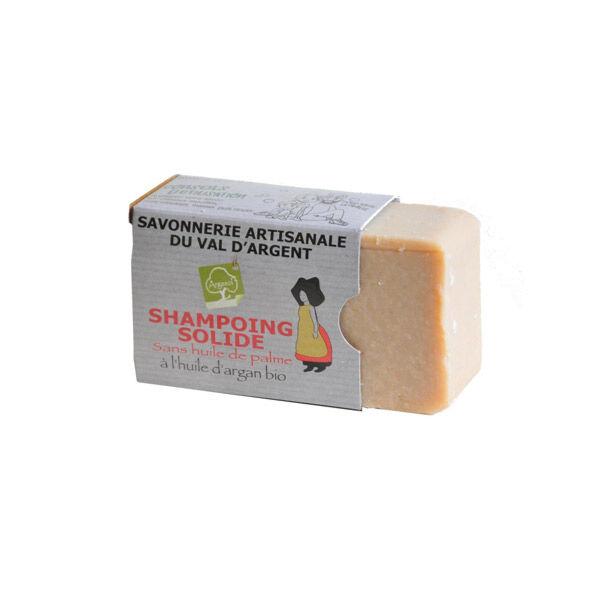 Argasol Bio Shampooing Solide à l'Huile d'Argan 25g
