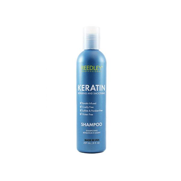 Reedley Professional Keratine Shampooing Réparateur Lissant 237ml