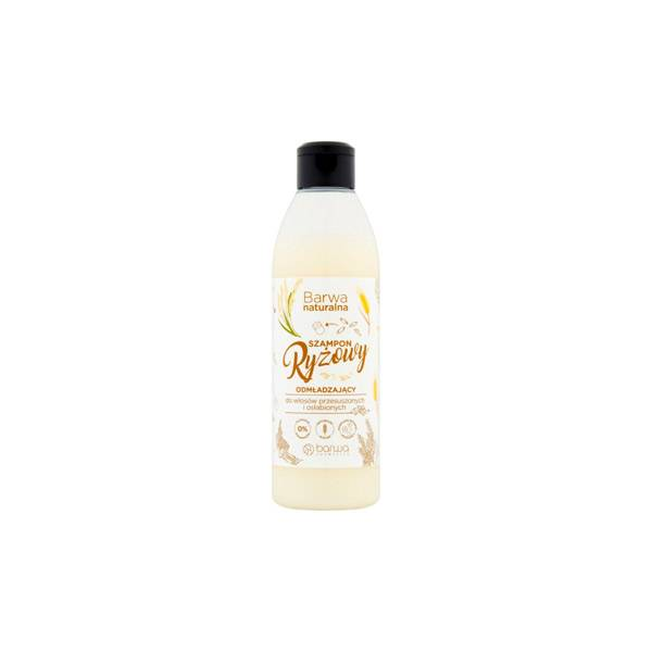 Barwa Naturel Shampooing au Riz 300ml