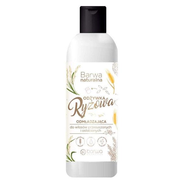 Barwa Naturel Après-Shampooing au Riz 200ml