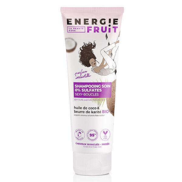 Energie Fruit Shampooing Coco et Beurre de Karité Bio 250ml