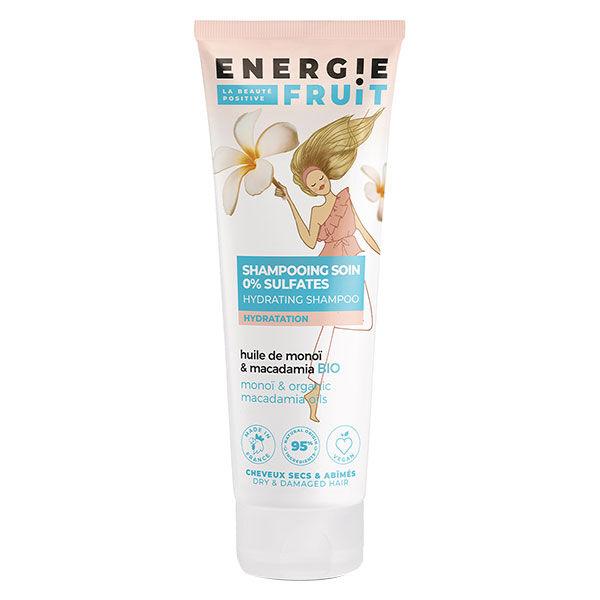 Energie Fruit Shampooing Monoi et Huile de Macadamia Bio 250ml
