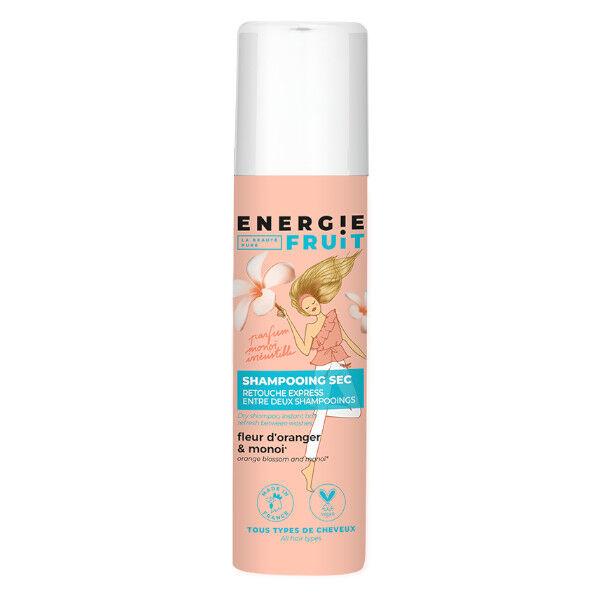 Energie Fruit Shampooing Sec Fleur d'Oranger et Monoï 200ml