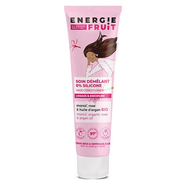 Energie Fruit Mégacrème Supra-Liss Monoï Rose 150ml