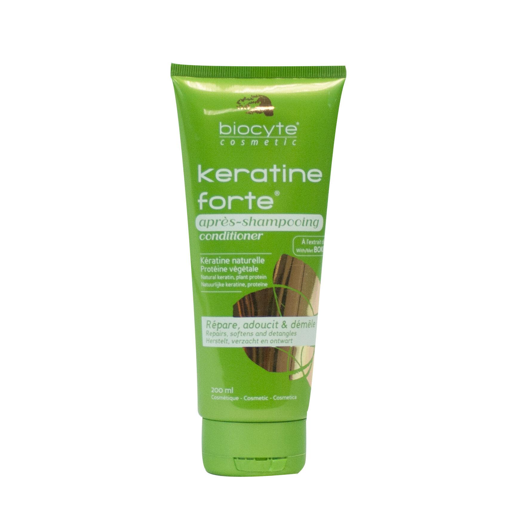 Biocyte Kératine Forte Après-Shampooing 200ml