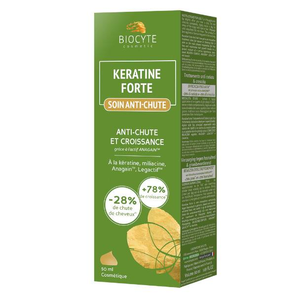 Biocyte Keratine Forte Soin Anti-Chute 50ml