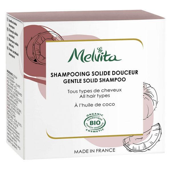 Melvita Shampooing Solide Douceur Bio 55g
