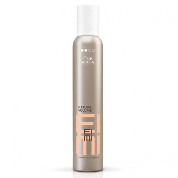 Wella Professionals EIMI Natural Volume Mousse Cheveux 300ml