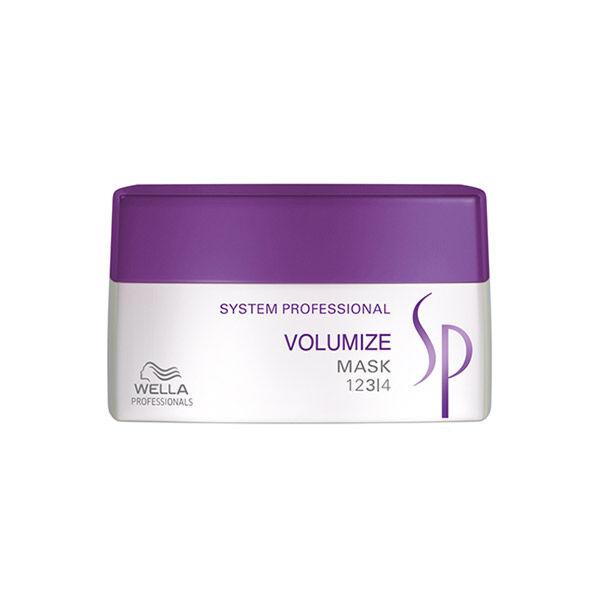 SP Classic Volumize Masque Cheveux Fins 200ml