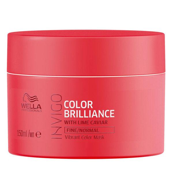 Wella Professionals Invigo Color Brillance Masque Citron Caviar 150ml