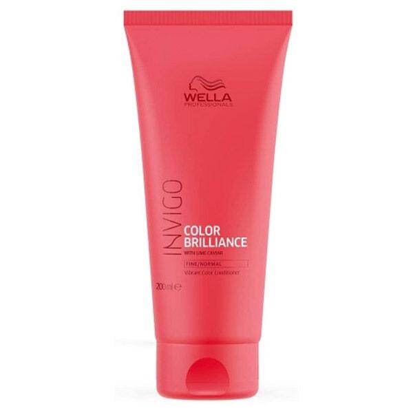 Wella Professionals Invigo Color Brillance Après Shampooing Cheveux Fins et Normaux 200ml