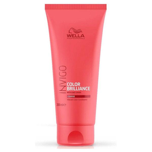 Wella Professionals Invigo Color Brillance Après Shampooing Cheveux Épais 200ml