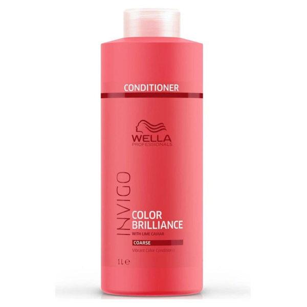Wella Professionals Invigo Color Brillance Après Shampooing Cheveux Épais 1L
