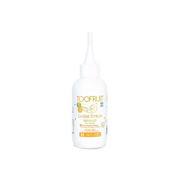 Toofruit Chasse Ô Poux Masque Huileux 125ml
