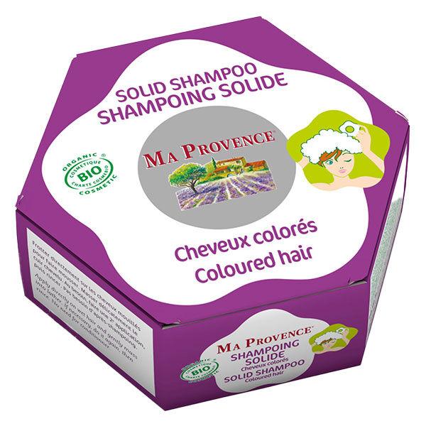 Ma Provence Shampooing Solide Cheveux Colorés Bio 85g
