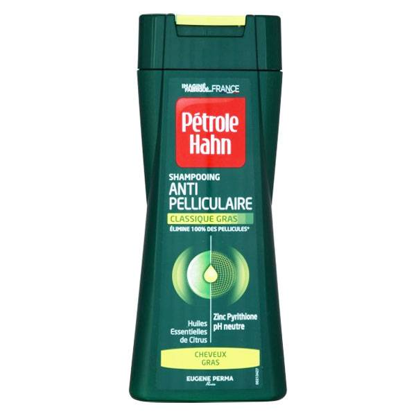 Petrole Hahn Shampooing Antipelliculaire Cheveux Gras 250ml