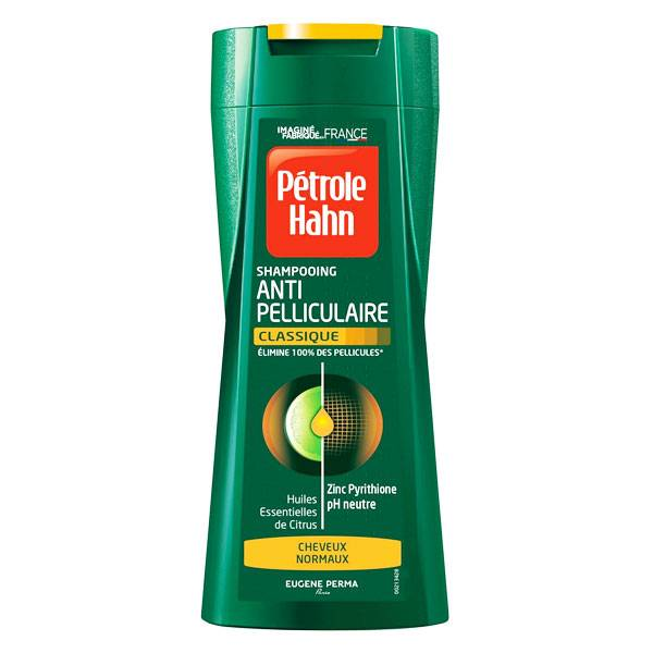 Petrole Hahn Shampooing Antipelliculaire Cheveux Normaux 250ml